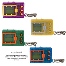 Digimon Virtual Pet Transparent Color Colour Assortment NEW