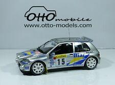 Renault Clio Maxi #15 Night Version Bugalski Rallye Monte-Carlo 1995 Voiture
