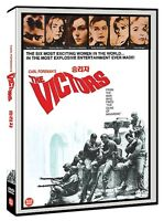 The Victors (1963, Carl Foreman) DVD NEW