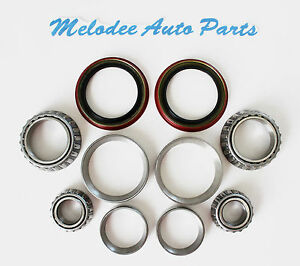 Front Wheel Bearing (2 Inner & 2 Outer) W/Seal set for NISSAN XTERRA  2000-2004