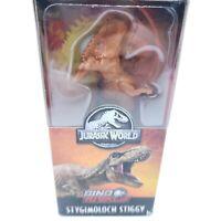 "Jurassic World Dino Rivals Stygimoloch Stiggy 6"" Dinosaur Figure GFM02 - New"