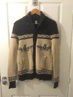 Men's Gap Knitted Wool Cardigan XS/S