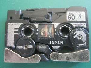 TRANSFORMER VINTAGE  MICRO CASSETTE  METAL POSITION  MC 60  A MADE IN JAPAN