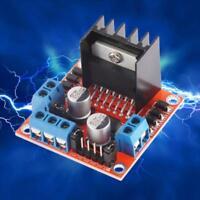 L298N Schrittmotorantrieb Controller Board Modul Dual H Brücke DC Für Arduino^