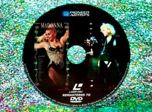 MADONNA Blond Ambition World Tour Live (1990) (Remaster from LaserDisc to DVD)