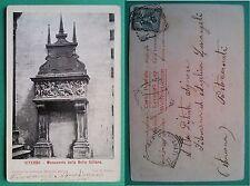 Viterbo - Monumento della Bella Galiana 1901