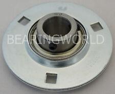New Sbpf205 16 High Quality 1 Set Screw Pressed Steel 3 Bolt Flange Bearing