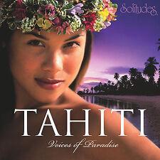 Solitudes: Tahiti - Voices of Paradise by Dan Gibson (CD, Jun-2008, Solitudes)