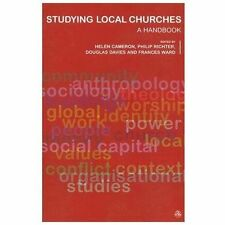 STUDYING LOCAL CHURCHES - NEW PAPERBACK BOOK