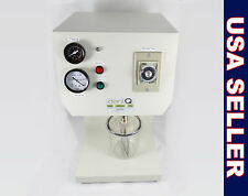 Dental Lab Vacuum Mixer Plaster / Investment / Silicone 110V 006-DQ-1 DentQ