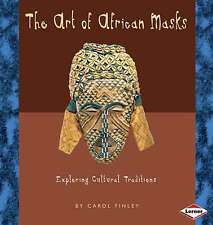 Art of African Masks, Very Good, Finley, Carol Book