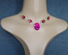 Handmade AMETRINE EARRINGS / NECKLACE - Beautiful,Fashion Style,High  Quality .