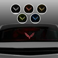 2014-2016 CORVETTE STINGRAY COUPE ROOF PANEL STOWAGE BAG W// LOGO GM OEM 23148691