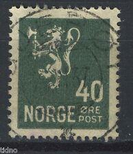 Norway 1926-35, NK 152 SON Gjerøy 28-VI-1937 (Rødøy-Nordl.)
