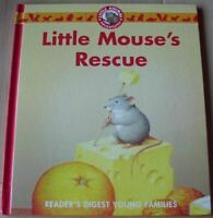 , Little Mouse's Rescue (Little Animal Adventures), Very Good, Hardcover