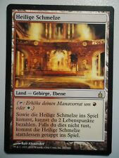 1x Heilige Schmelze/Sacred Foundry TOPRARE MtG Magic the Gatherng