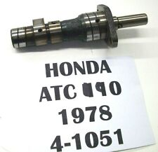 1978 HONDA ATC 90 3 WHEELER CAMSHAFT CAM SHAFT