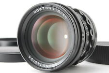 /【MINT】Voigtlander 50mm f1.5 Nokton Aspherical for Leica M from Japan (420-a186)
