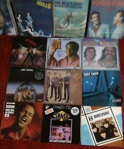 41 LP Schallplatten Rock/Pop Sammlung Beatles Boston Elvis Judas Priest Slade