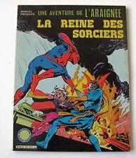 UNE AVENTURE DE L' ARAIGNEE - 18 -LA REINE DES SORCIERS