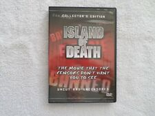 Island of Death (DVD, 2003) - 2003 VERSION FROM ORIGINAL NEGATIVE FROM 1976 FILM