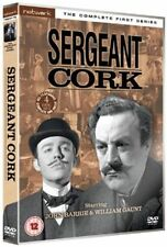 SERGEANT CORK the complete first series 1. John Barrie. 4 discs. New Sealed DVD.
