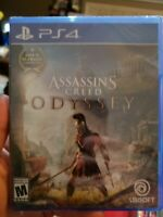 Assassin's Creed: Odyssey PS4 - Standard Edition (Sony Playstation 4) BRAND New