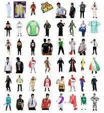 Adult Men's Fancy Dress Cospaly Party Festive Season Costume Outfits - One Size