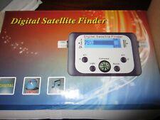 More details for digital satellite finder