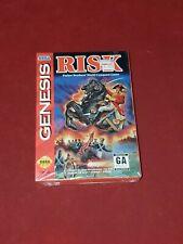 Risk (Sega Genesis, 1994) *SEALED*