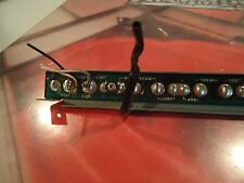Marantz 2225 Stereo Receiver Parting Out Dial Lamp Assembly + Board