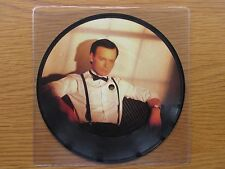 """GARY NUMAN This is Love 1986 UK 7"""" VINYL PICTURE DISC IN CLEAR PLASTIC SLEEVE"""
