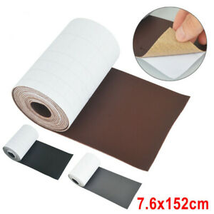 Leather Repair Tape Kit Self Adhesive Patch Sticker Sofa Couch Car Seat Handbags