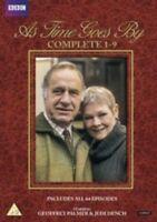 Como Tiempo Goes Por Serie 1A 9 Colección Completa DVD Nuevo DVD (BBCDVD4094)