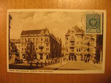 1926 alte ak Lwow Plac Akademicki / Leopol Lwiw Lemberg Ukrajina  Львів
