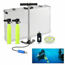 Mini Scuba Oxygen Cylinder Air Tanks Diving Equipment For Snorkeling Underwater