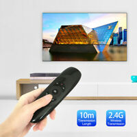 Wireless Remote Control Keyboard Air Mouse 2.4G For XBMC Android TV Box Mini PC