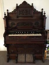 Antique Pump Organ - Smith American