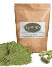 Moringa Blattpulver 240 Kapseln à 450mg Vegan Superfood zalamero