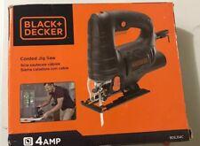 BLACK+DECKER 4 Amp Corded Jigsaw - BDEJS4C