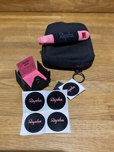 Rapha Essentials Case , Tyre Levers,Boot,Puncture Patches  - No Longer Available