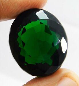 48.90 Ct Green Tourmaline Oval Shape Loose Gemstone I-3424
