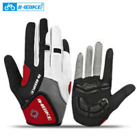 INBIKE Cycling Gloves MTB Road Bike Gloves Autumn Winter Touch Screen GEL Pads