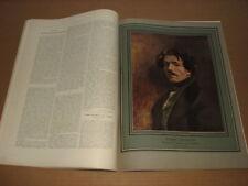 *** L'Illustration n° 4029 (22/05/1920) - Trois Canonisations à Rome / Delacroix