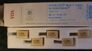 VITABLOCS Mark II für KaVo Everest  - 2 M2C - I14  -   5 Blocks