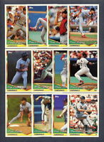 1994 Topps St. Louis Cardinals Baseball TEAM SET  w/ Traded (29) Cards