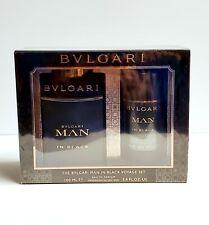 BVLGARI MAN IN BLACK (2PC) GIFT SET( 3.4OZ EDP + 2.7OZ DEODORANT STICK) FOR MEN