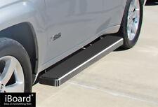 "Premium 6"" iBoard Side Steps Fit 02-09 Chevy Trailblazer (02-06 GMC Envoy)"