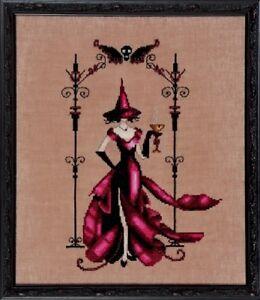 Zenia - Bewitching Pixies #NC223 Nora Corbett New Chart