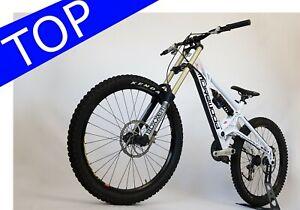 Downhill 26 Zoll Freeride Fully MTB Mountainbike Aluminium Fahrrad Aluminum